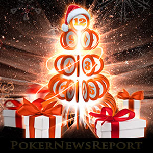 12 Days of Christmas at Party Poker