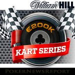 William Hill Poker €200,000 KART Promotion Starts Today