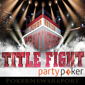 Party Poker Title Fight