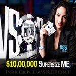 888Poker Running WSOP Supersize ME Promotion