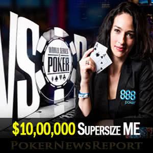WSOP Supersize ME at 888Poker