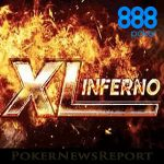 888Poker Reveals Schedule for May XL Inferno Series