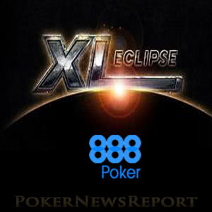 XL Eclipse at 888 Poker