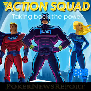 888 Poker´s Action Squad