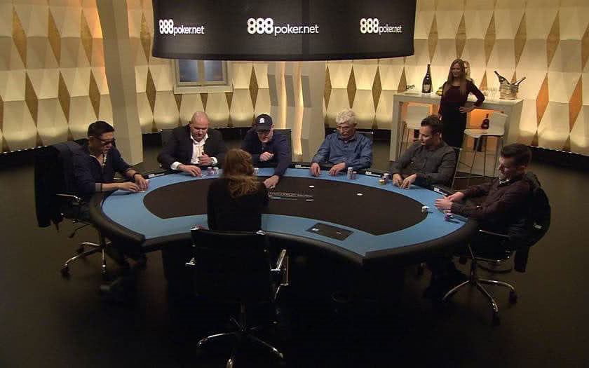 German High Roller Table