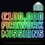 Win a Share of €100,000 in Everest´s Firework Missions