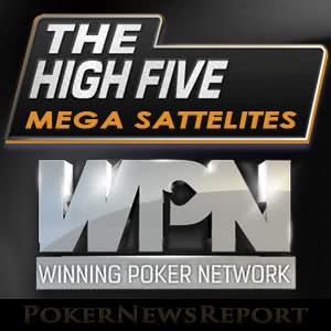 Mega Sattelites to WPN's High Five