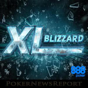 888 Poker's XL Blizzard