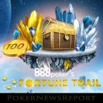 888Poker Running New Year Fortune Trail Promotion