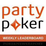 Party Poker Upgrade will Include Weekly Leaderboard Promo