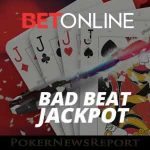 BetOnline Poker's Bad Beat Jackpot Now Exceeds $1 Million