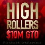 PokerStars Announces $10 Million High Rollers Series