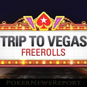 Trip to Vegas Freerolls at PokerStars