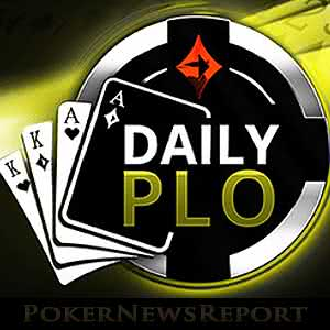 Daily PLO Events at Party Poker