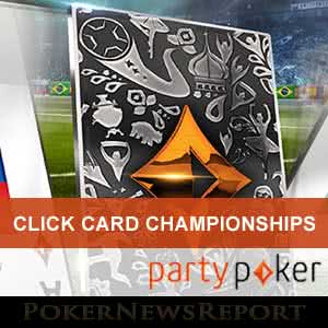 Click Card Championships at Party Poker