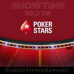 PokerStars Showtime Hold'em