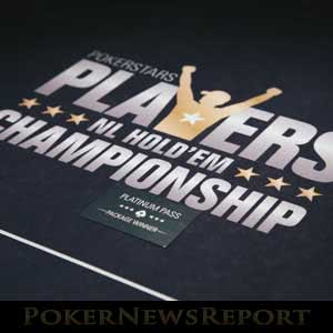 PokerStars Players Championship Platinum Pass