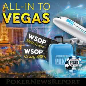 All-In to Vegas with 888 Poker