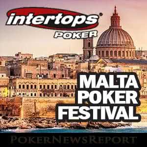 Malta Poker Festival at Intertops