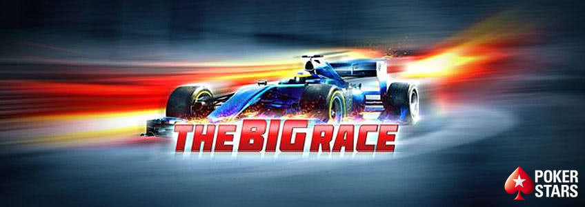 PokerStars Big Race Promo
