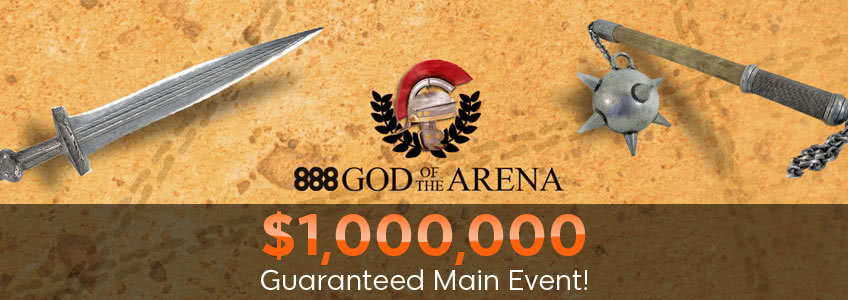 888 God of the Arena