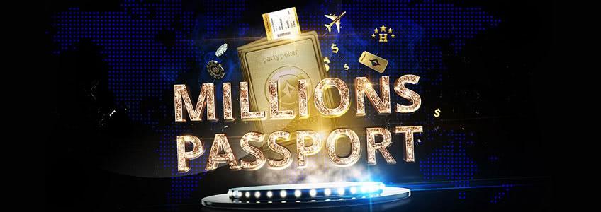 Party Poker's Million Passport