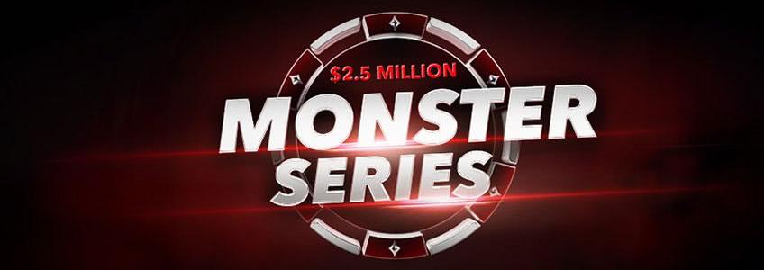 Party Poker Monster Series