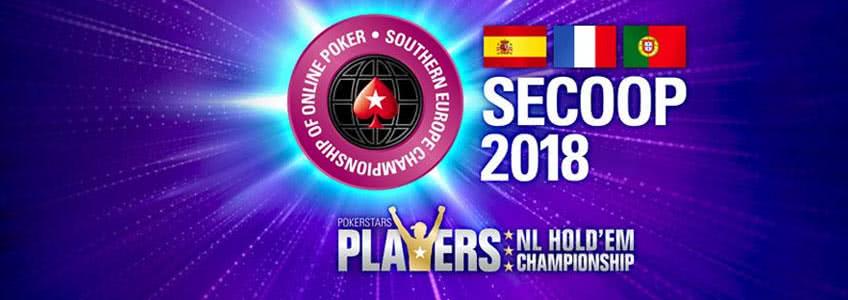 PokerStars SECOOP 2018