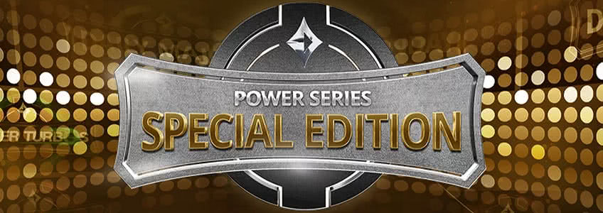 Power Series Special Edition - Party Poker