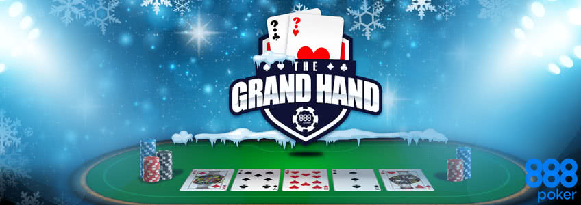 The Grand Hand at 888Poker
