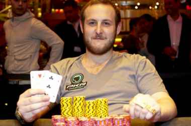 Scott Shelley wins WSOPE 2010 Event 3