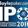 International Poker Open 2010
