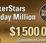 Sherkadil wins PokerStars Sunday Million