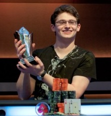 David Vamplew Wins EPT London Main Event 2010