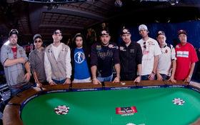 2010 WSOP Main Event Final Table Player Bios