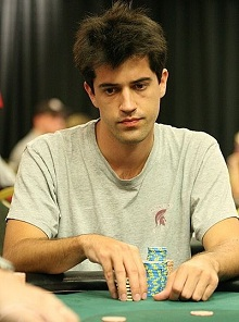 Adam Geyer is chip leader in 2011 PCA Main Event