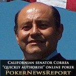 Californian senator aims to quickly authorise online poker