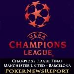 Champions League Final – Manchester United Vs Barcelona 2011