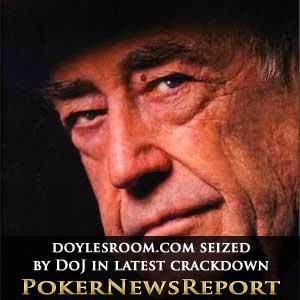 Doylesroom.com seized by DoJ in latest crackdown