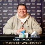 Briton Gareth Walker Successfully Moves From Online Poker to Live Events