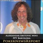 Aleksandar Abutovic Lifts PPT Barcelona Crown