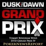 Tommy Bingham Wins DTD Grand Prix IV