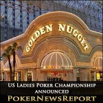 US Ladies Poker Championship Announced