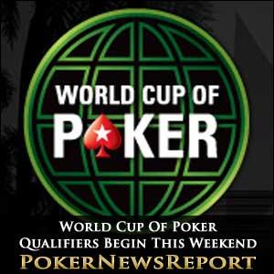 PokerStars World Cup of Poker VIII Qualifiers