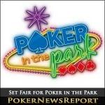 Set Fair for Poker in the Park