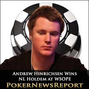 Andrew Hinrichsen