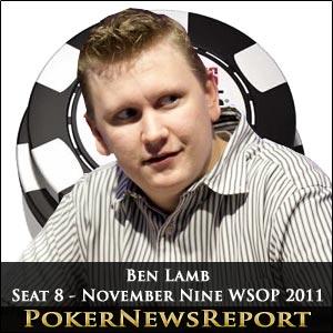 Ben Lamb
