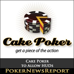 Cake Poker to Allow HUDs
