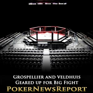 Bertrand Grospellier and Lex Veldhuis Geared up for Big Fight