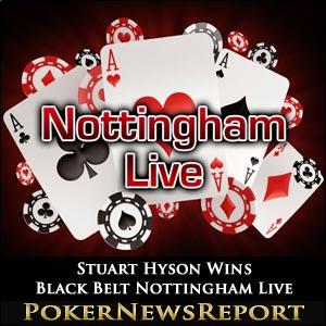 Stuart Hyson Wins Black Belt Nottingham Live
